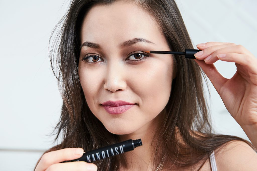 how to use Nanolash the best eyelash serum